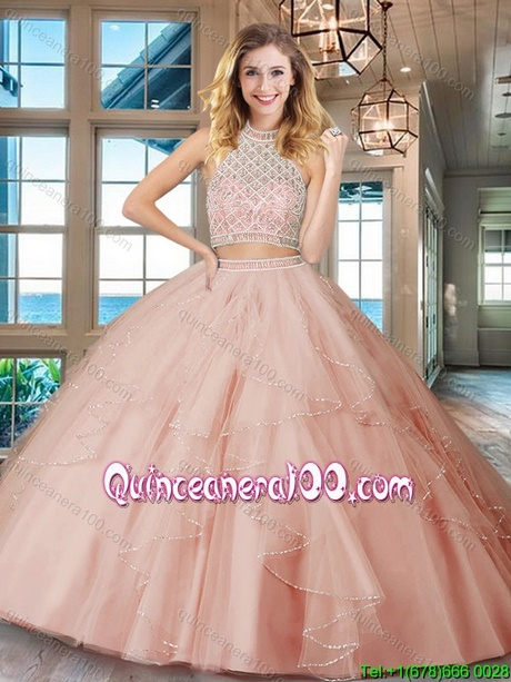 Quinceanera Dresses Light Pink