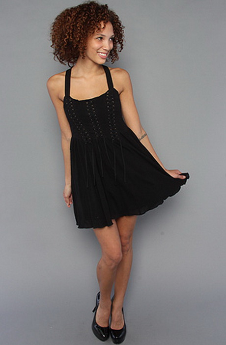 Black Sundresses