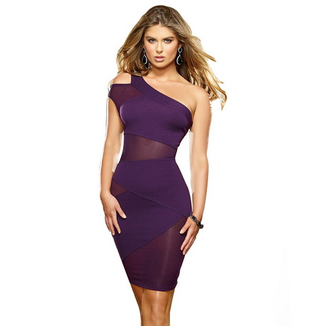 casual purple dresses for women