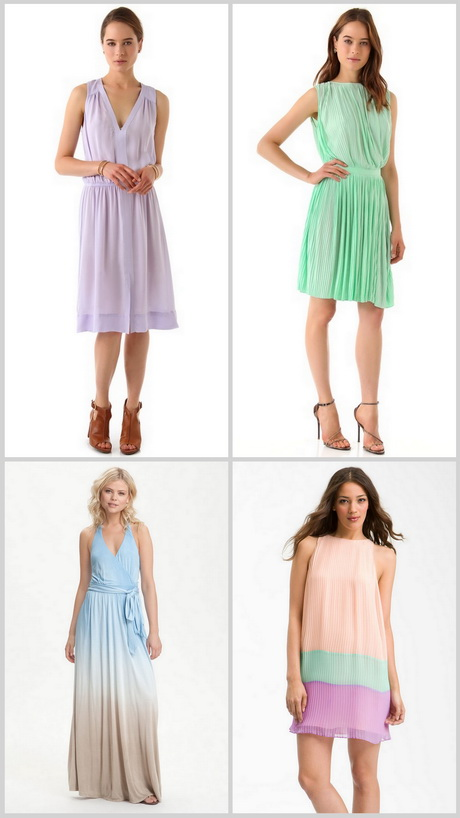 Cute Summer Wedding Guest Dresses