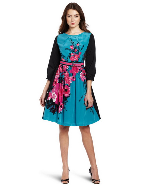 Most modern frocks collection 2015 for girls 3