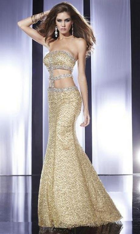 Gold Dress For Women