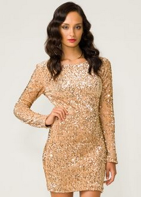 Fantastic Sweet Aperitif Dress In Gold For Women  Aoope