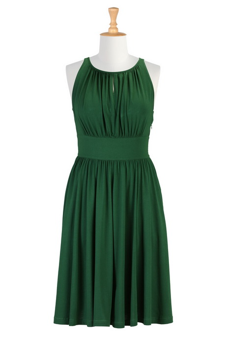 Green Womens Dress