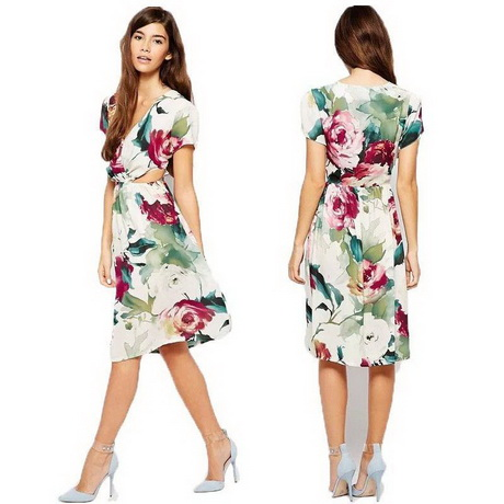 ladies summer dresses with sleeves
