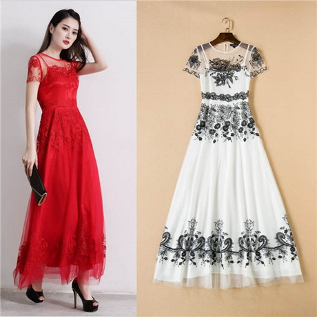 Long frocks have been around for centuries. Ladies around the world have been wearing frocks since the start of time. Frocks are worn by women in all cultures. Women have changed their dress style and moved away from the simple cut dress to more elaborate styles.