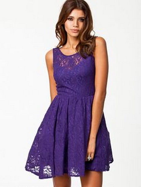 Purple Dresses For Women