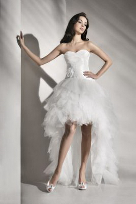 Short Fun Wedding Dresses