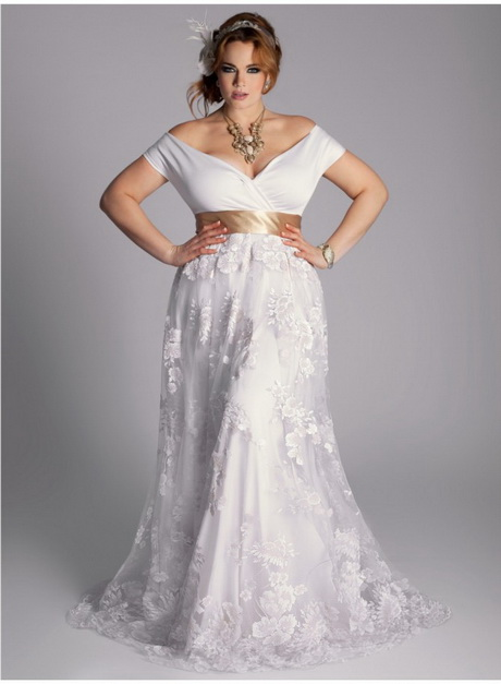 Wedding dress for big women for Womens wedding dresses