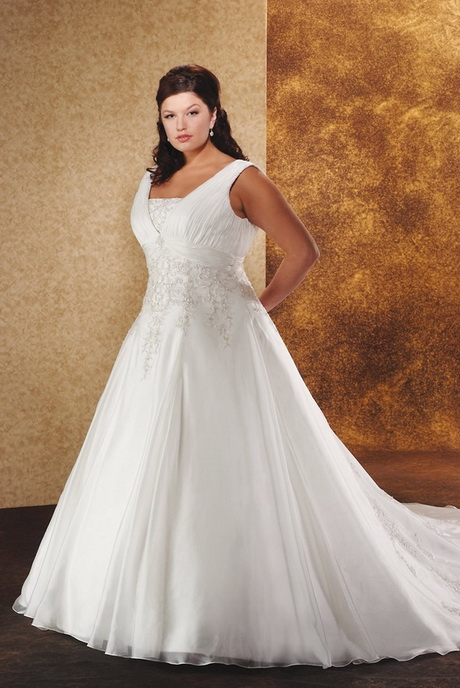 Wedding Dresses For Big Women