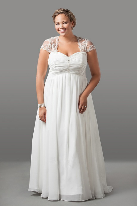 Wedding Dresses For Bigger Sizes