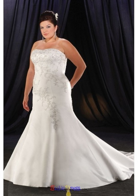 Wedding dresses for chubby girls for Wedding dresses for thick girls
