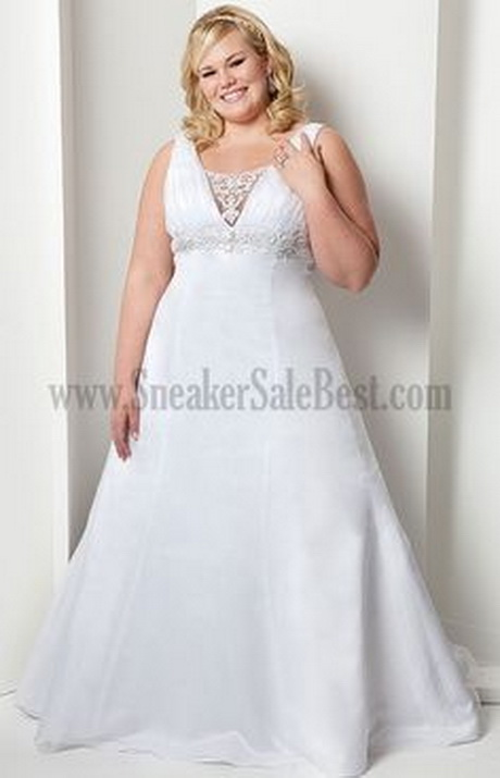 Wedding dresses for large women for Wedding dresses for larger figures