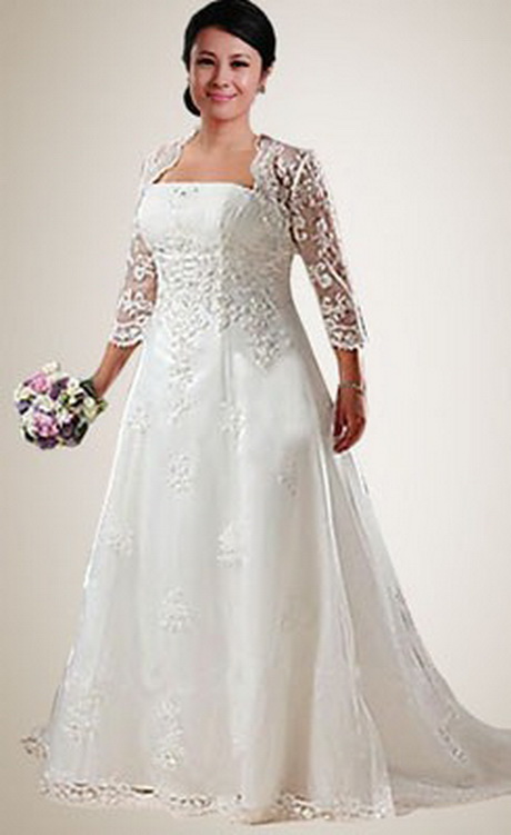 Wedding dresses in plus sizes for Plus size wedding dress designers