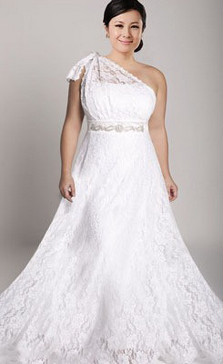 Wedding dresses xxl for Plus size lace wedding dresses cheap