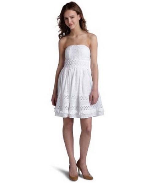 White Sundresses For Women