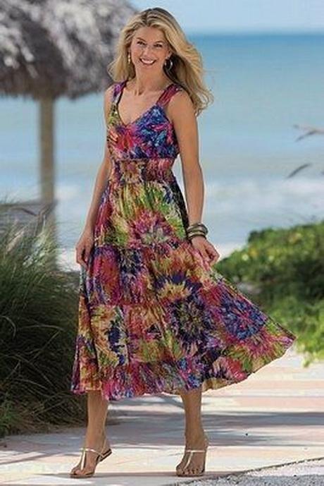 Women in sundresses