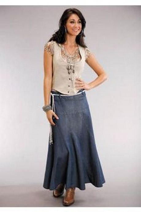 Womens long skirts and dresses