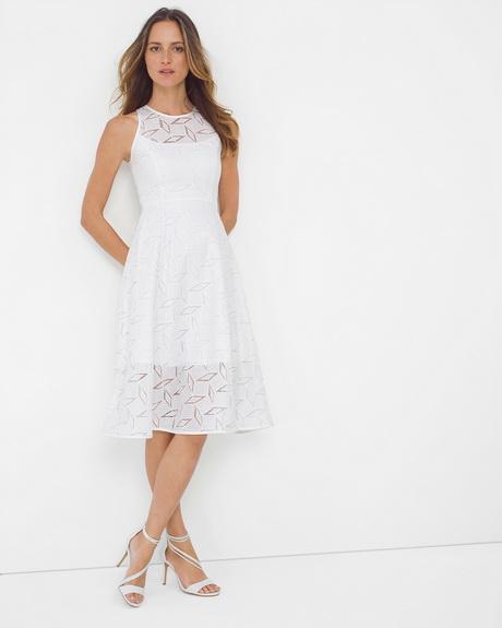 Long white summer dresses for women
