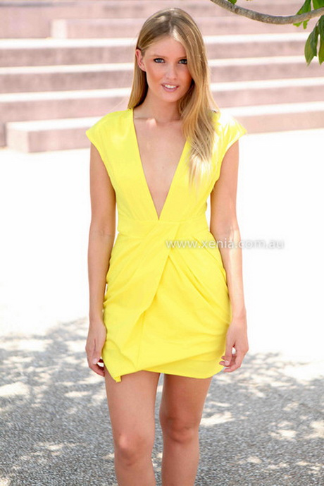 Yellow Outfits For Women