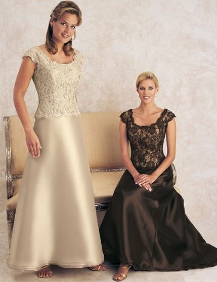 2 Piece Dresses For Mother Of The Bride