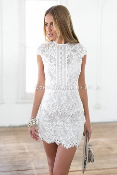 Find a large selection of white dresses that fit and flatter for Shop hundreds of styles and colors including your favorite white dress at everyday low prices. Experience the thrill of owning one of our limited edition items, only available for a short time. We promise you will love the quick customer service and flat rate shipping.