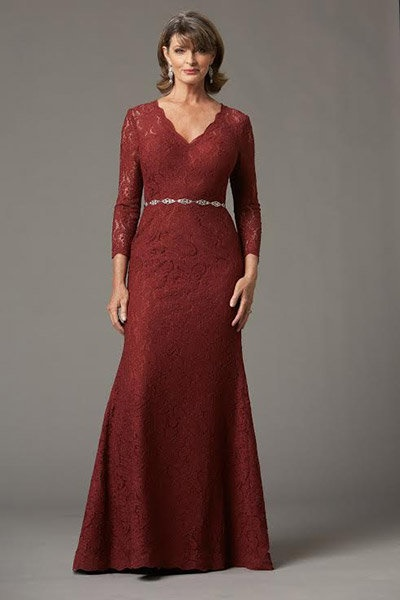 Fall mother of the bride dresses for Mother of the bride dresses for fall wedding