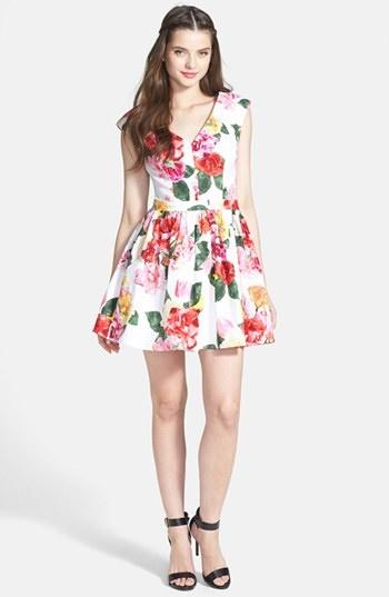 Floral Dresses For Juniors