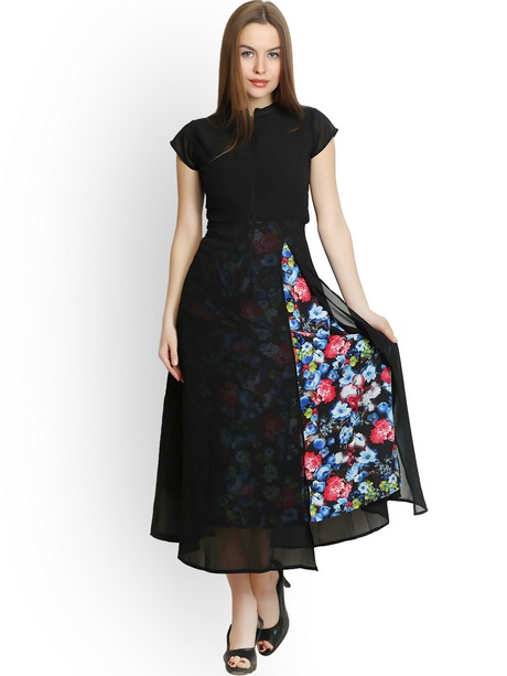 Frocks For Ladies With Sleeves