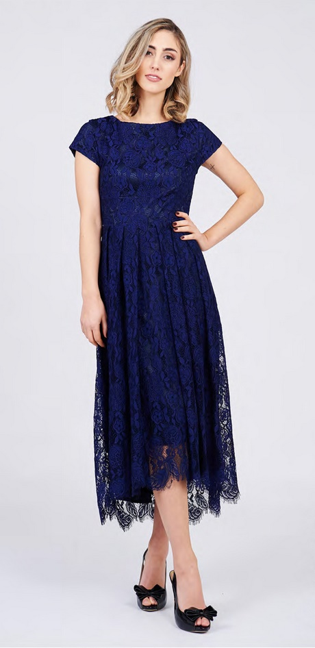 Navy Blue Cocktail Dresses Australia 19