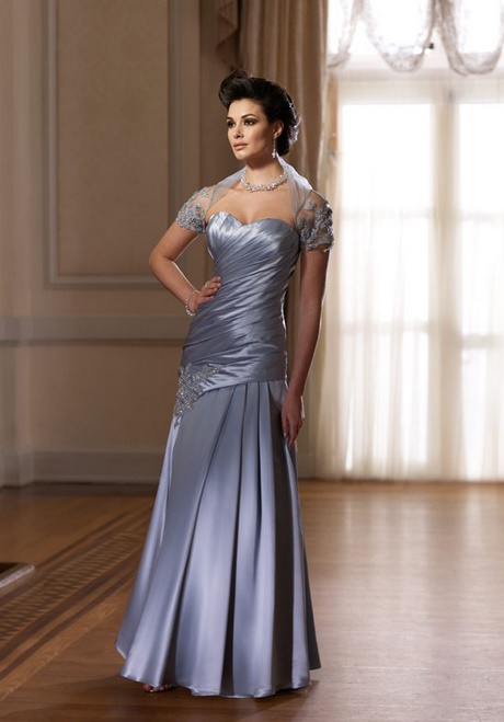 Mother The Bride Ball Gowns