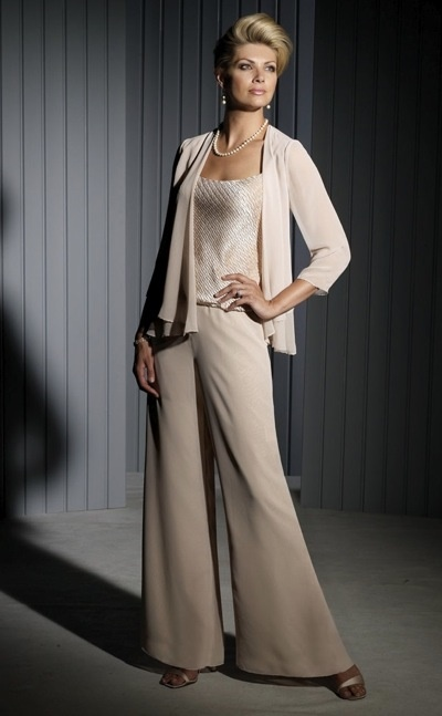 Mother Of The Bride Formal Suits