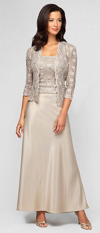 Mother Of The Bride Skirt And Top