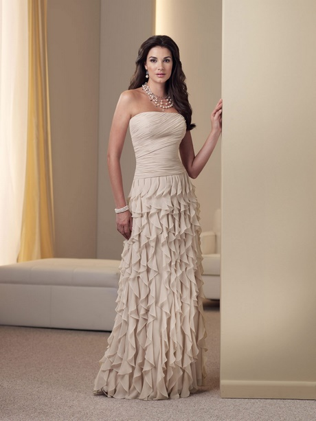 mother of the groom wedding dresses