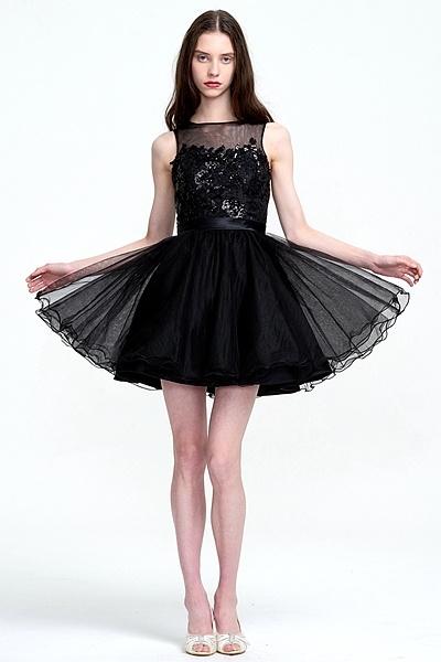 short black prom dresses 2017