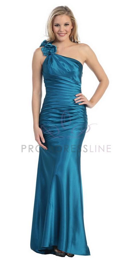 Teal Color Dresses