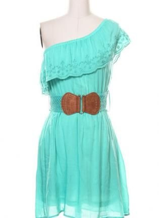 Teal Summer Dresses
