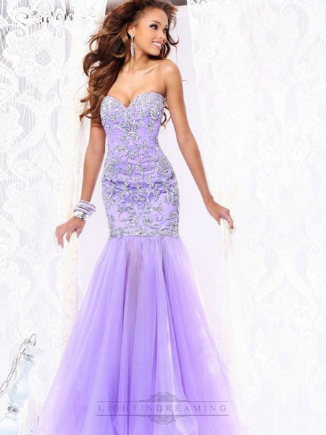 Tight Fitted Prom Dresses