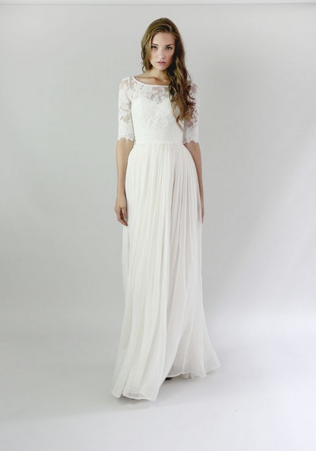 Winter White Dresses With Sleeves