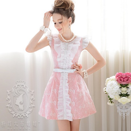 Beautiful Womens Pink Dress