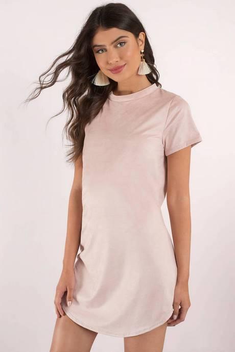 Light pink shirt dress for Pastel pink dress shirt