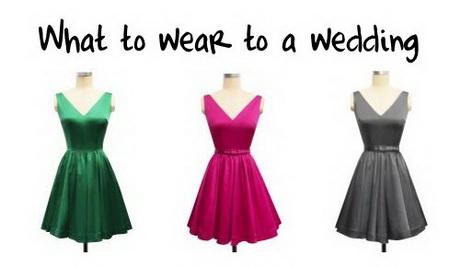 Appropriate dresses for a wedding for Dresses suitable for a wedding