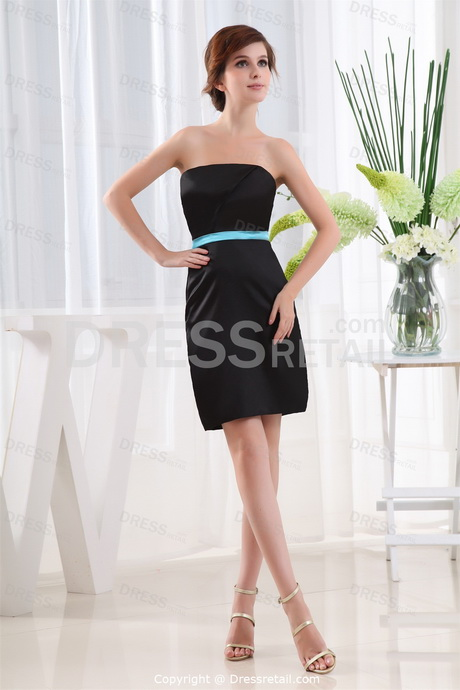Black Dresses For Weddings Guests