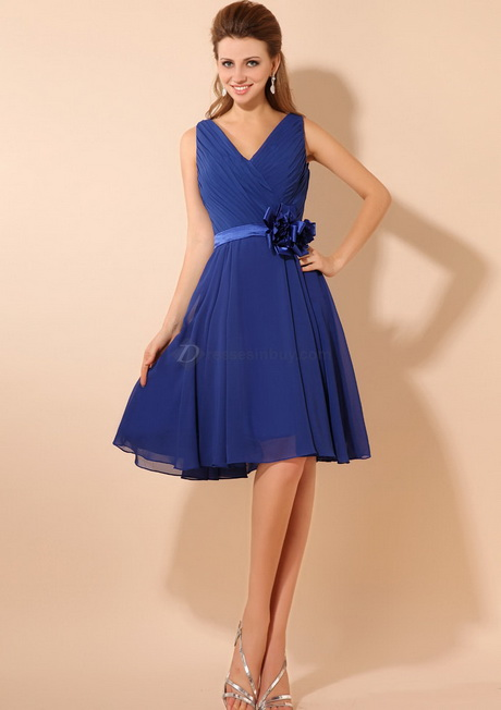 And Electric Blue Bridesmaid Dresses Day Dresses For Wedding Guests