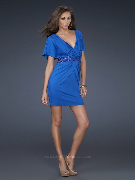 Blue Dresses For Wedding Guests
