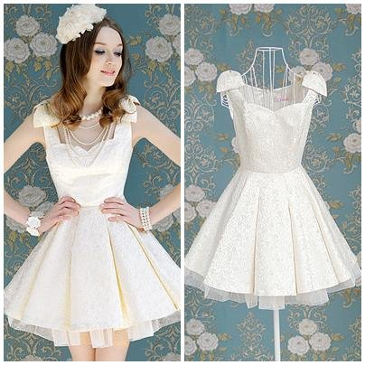 cute dress for a wedding