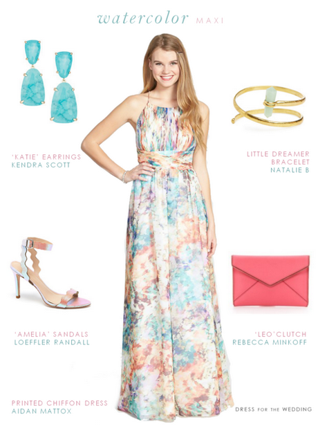 Dress For Garden Wedding Guest