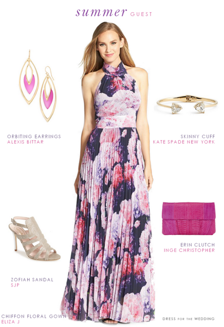 dresses appropriate for a wedding guest