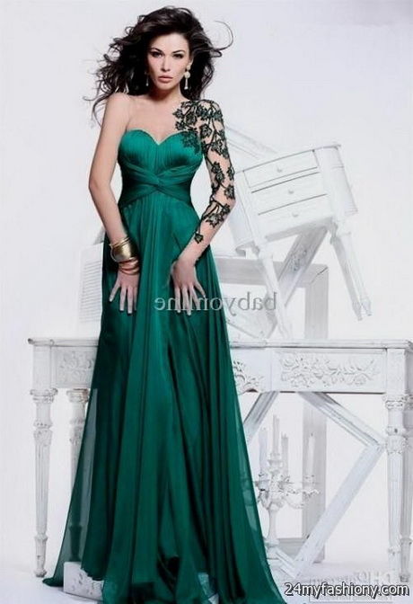 Prom Dresses In Emerald Green 118