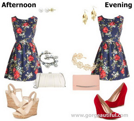 Evening wedding attire for guests for Afternoon wedding guest dresses